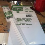 Plastic sheet and rod, variety packs