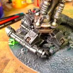 Imperial Knight Titan base