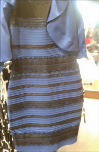 The dress that causes divorces.