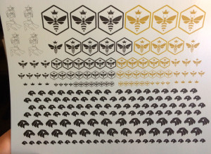 Proper decal sheet!
