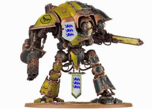 Imperial Knight recolor test