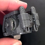 converted ironclad dreadnought arm