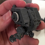 space marine dreadnought shoulder conversion