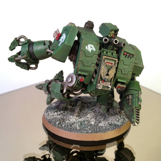 running ironclad dreadnought