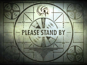 Fallout 4 loading screen
