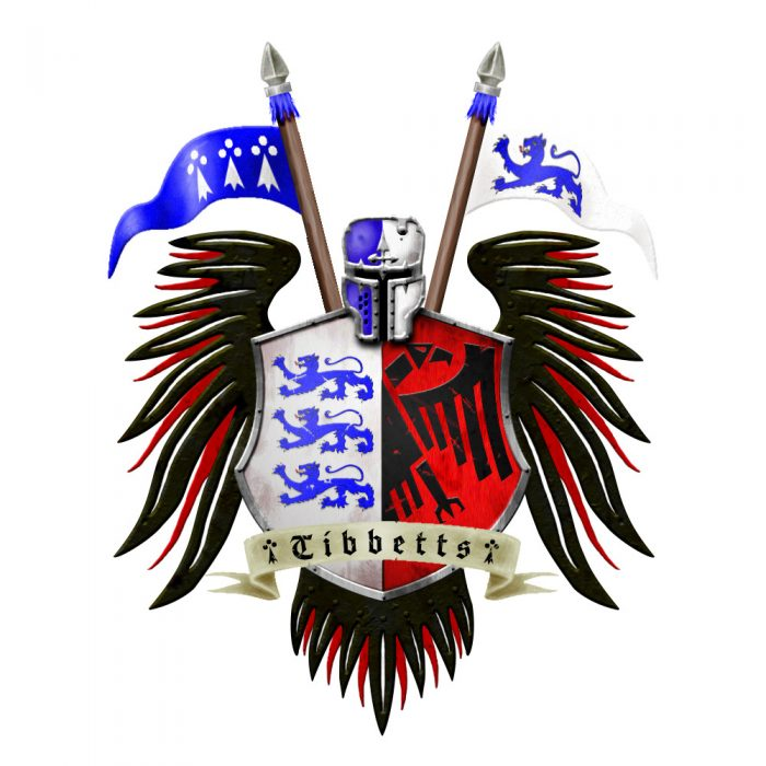 House Tibbetts Imperial Knight crest
