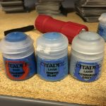 Kal'koplos blue paint recipe