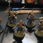 Skitarii Vanguard with Arc Rifles